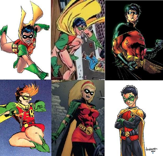 ser o nova Robin? Damian voltará dos mortos? Vai haver um novo Robin