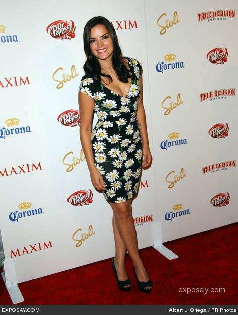 Maxim's Hot 100 - Arrivals