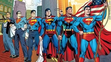 superman Anniversay