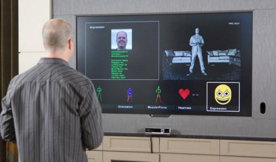 Cover do @Narigolas testa o novo Kinect
