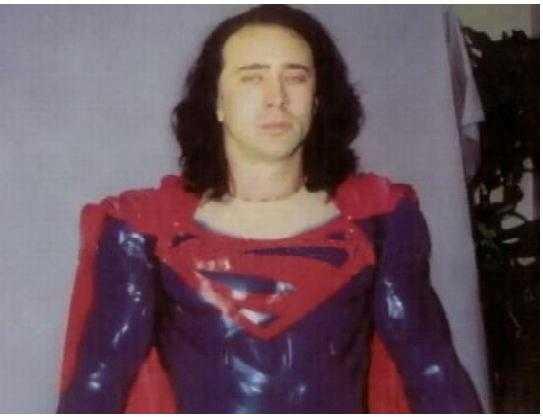 Nicolas Cage vendeu sua Action Comic n 1 CGC 9 por US$ 2, 1 milhões. (O que não o impediu de fazer um monte de filme merda)