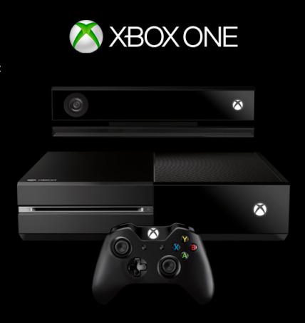 XBox One + Kinect = BFF
