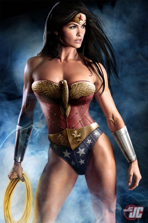 Wonder-Woman-by-Jeff-Chapman