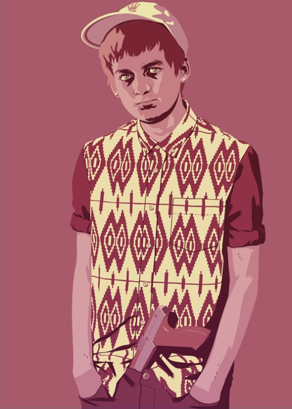 Joffrey  Baratheon - old series