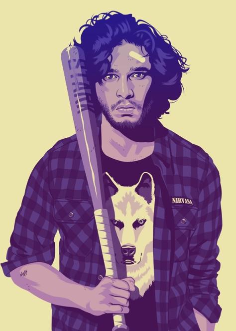 Jon Snow - old series