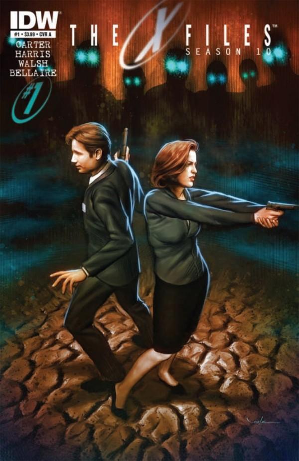 A série continua nos quadrinhos com a estréia esse ano  da 10 º temporada