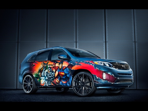 2013-Kia-Justice-League-Sorento-Static-2-1024x768
