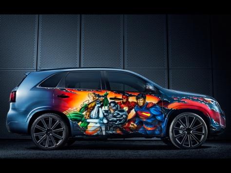 2013-Kia-Justice-League-Sorento-Static-6-1024x768