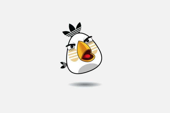 Angry Birds Adidas