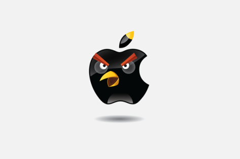 Angry Birds Apple