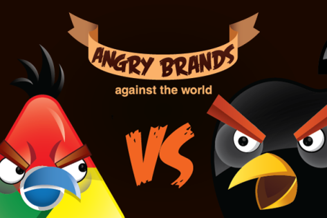 Angry Birds Brands