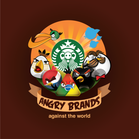 Angry Brands Birds