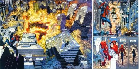 Spiderman - 11 de setembro Inicio