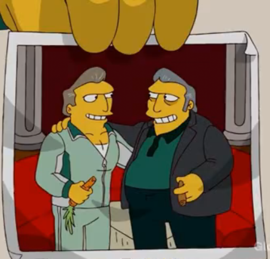 Tony Sarado e Tony Gordo