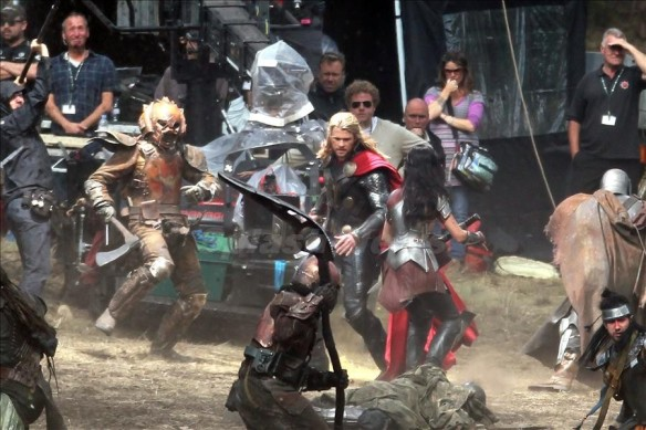 Thor_behind_the_scenes