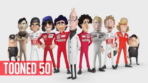 TOONED_50_Pilotos