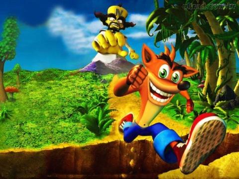 O Mario da Sony