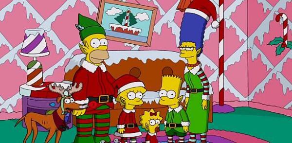 Simpsons_Natal