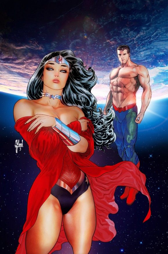 Superman-Wonderwoman
