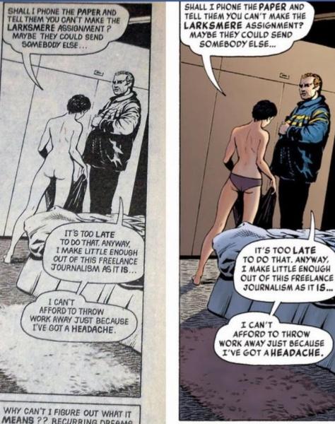 Censor Miracleman Marvel