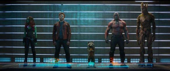 Guardiões da Galaxia 2014