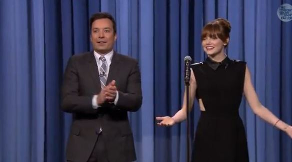 Emma-Stone-Jimmy-Fallon-rap-battle-FAB-Magazine