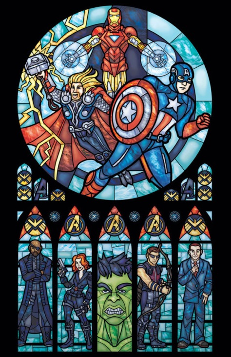 stained-glass-avengers