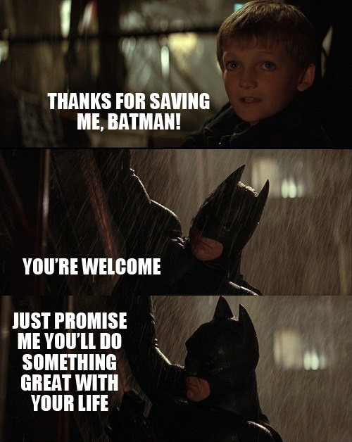 King Joffrey Batman