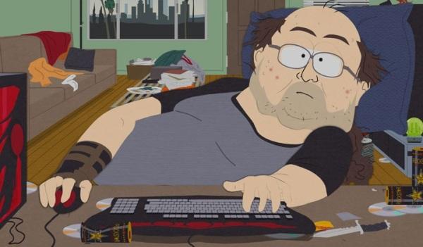 South-Park-Gamer