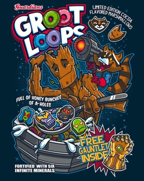 cereal-groot