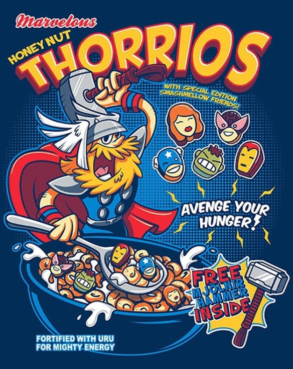 cereal-thor