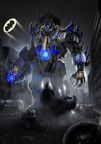 TransformersBatmanGloom