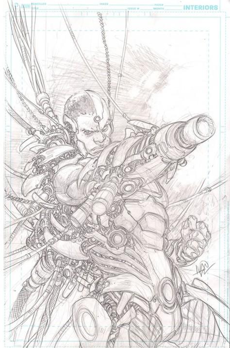 Ciborg do Grande Ivan Reis!