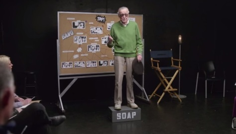 stan lee cameo school