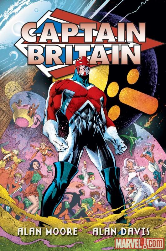 capitain britain