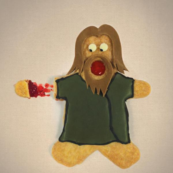 Um biscoito baseado